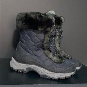 L.L. Bean winter fur boots